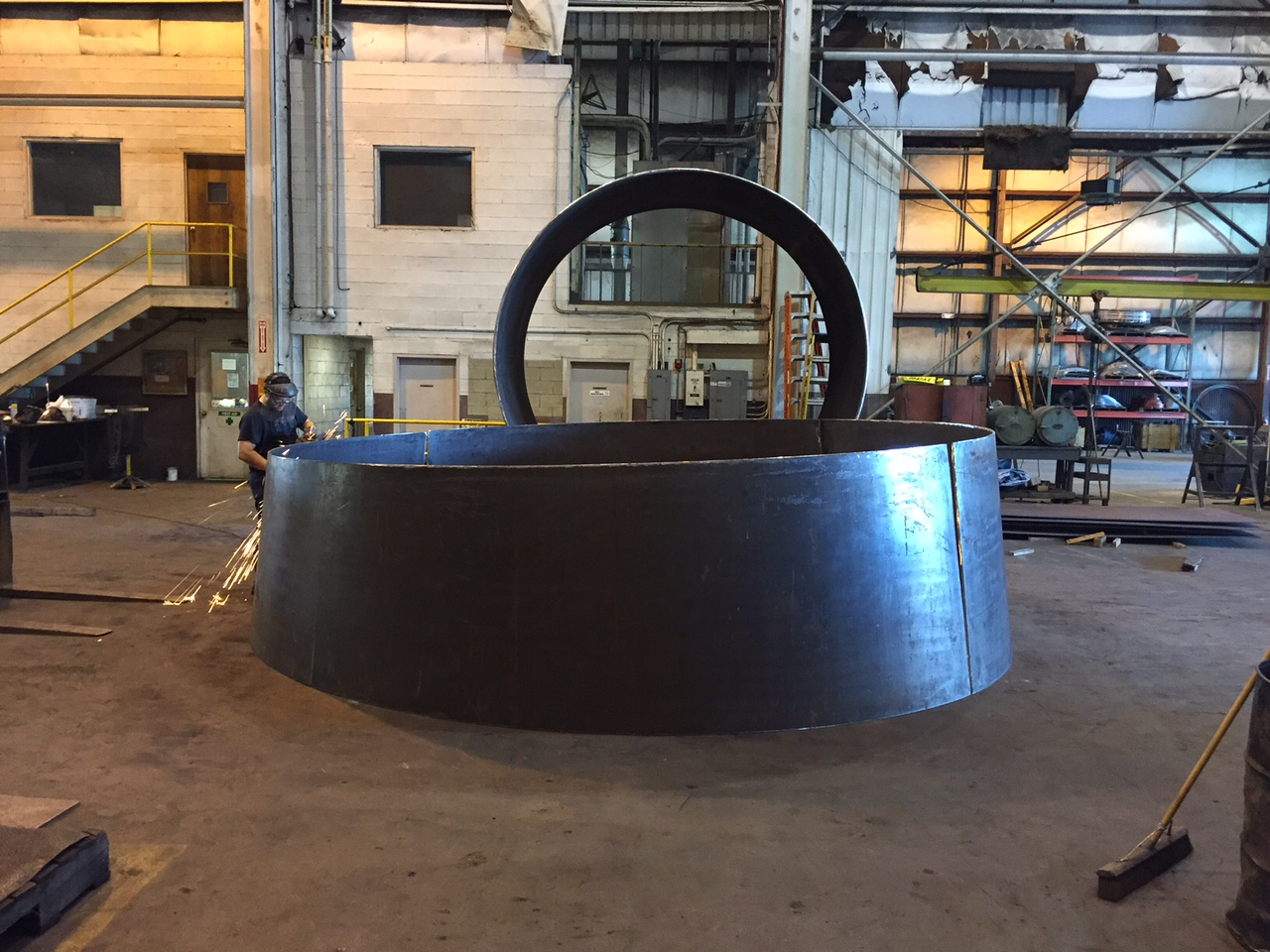 Plate Rolls Custom Metal Plate Rolling Houston Tx