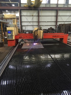 Plasma Amp Oxyfuel Cutting In Houston Tx Campo Sheet Metal