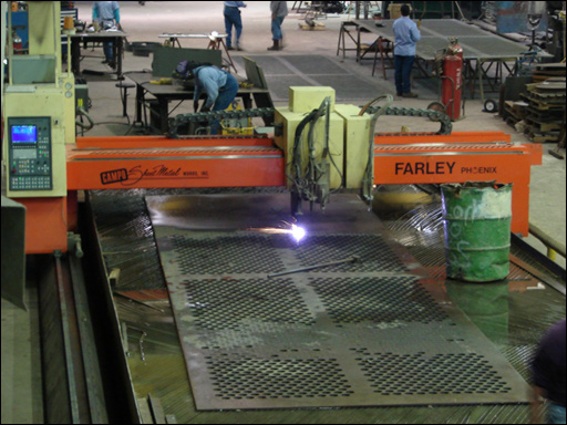 Plasma Oxyfuel Cutting Campo Sheet Metal Works