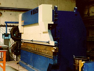 Metal Press Brake Gulf Coast